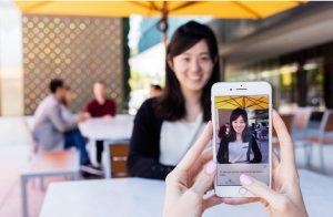 Seeing App Helps Blind People See