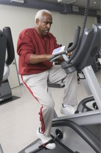 man exercising to make lifestlylec changes in my heart